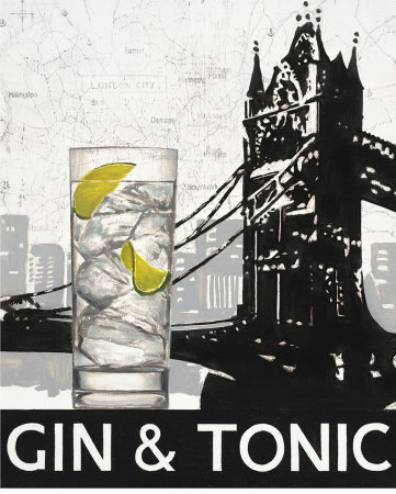 Gin and Tonic: Sin or Medicine? | Daruma Eye