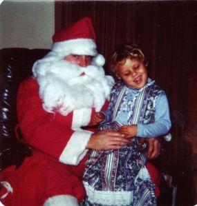 Santa and Saara