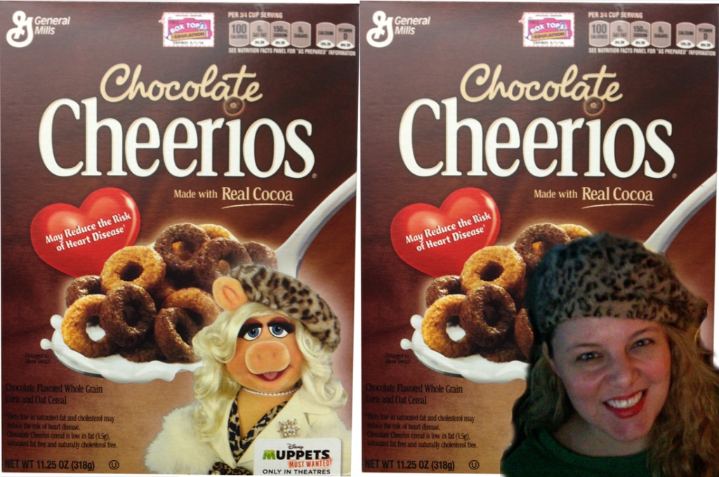 Cheerio Split Screen