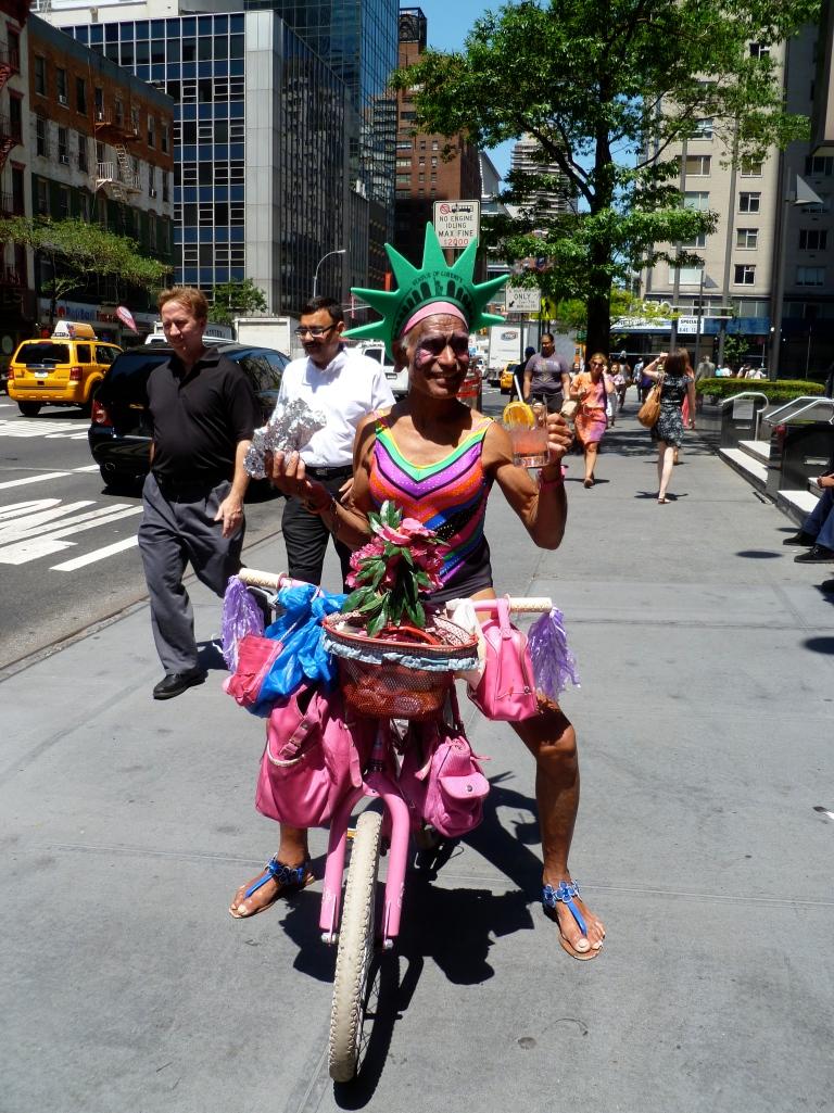 NYC Mascot