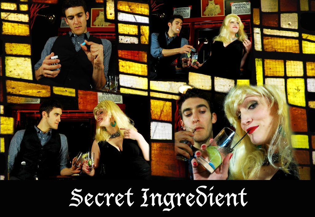 10. Secret Ingredient