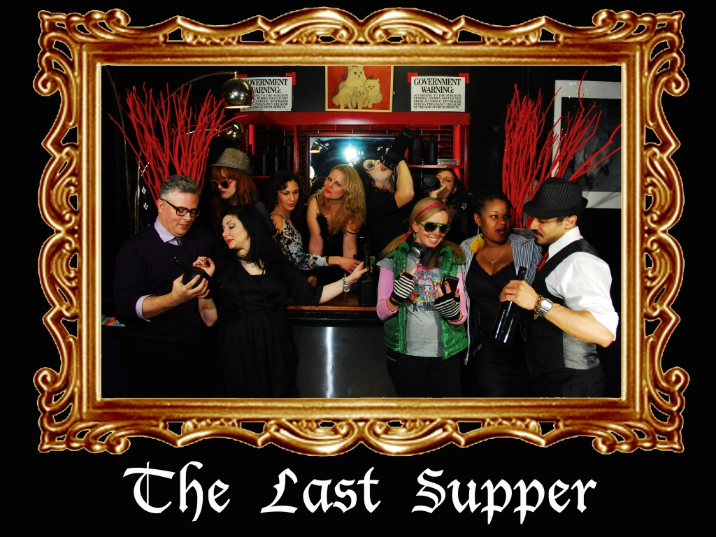 12. The Last Supper