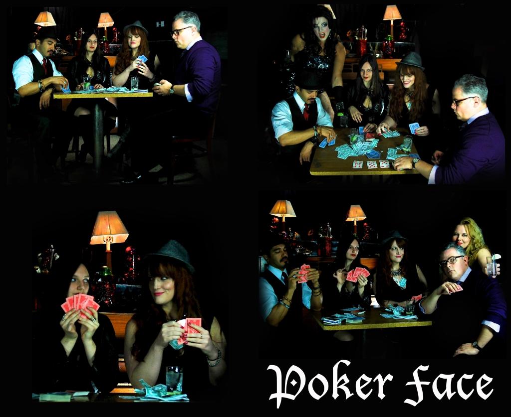 3. Poker Face