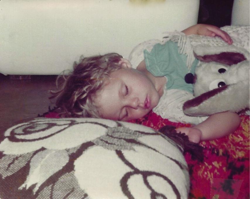 Sleeping Saara